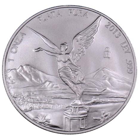 Mexican coin libertad silver bullion